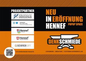 Flyer Denkschmiede-Hennef